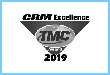 CRM Excellence TMC Award 2019